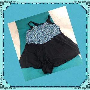 Other - GUC boy short skirted bathing suit 👙